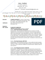resume - kelly shuffield  2