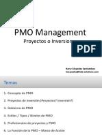 PMO Management