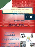 PRESENTACION  SOBRE S.C.R.L