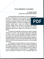 2. El concepto de Lebenswelt en Husserl (Dagfinn Follesdal).pdf