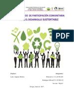 Mecanismos de Participación Comunitaria 2017