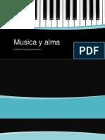 Musica y Alma