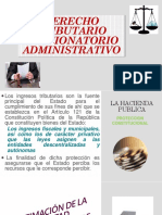 Derecho Administrativo Tributario