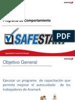Programa SafeStart y Estrategia de Implementación