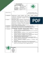 5.1.6.3 SOP Pelaksanaan Survey Mawas Diri (SMD)