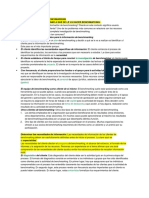 Las Cinco Etapas Del Benchmarking