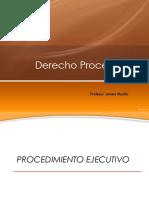 Derecho Procesal III, Diapositivas 2