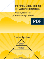 Sistema de Castas na India