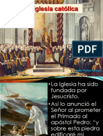 Historia de La Iglesia Catolica
