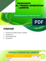 Resume Workshop Kredensial Tenaga Kesehatan Profesional Lainnya, 3-5 Mei 2017 Menara Peninsula.pdf