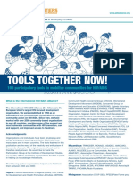 Tools Together Now