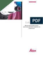 Leica M420 Brochure