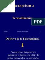 Clase de Termodinámica 1