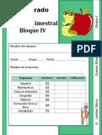 5to Grado - Bloque 4.doc