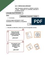 guía NT1 lenguaje