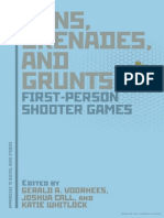 Guns, Grenades, And Grunts First-Person Shooter Games