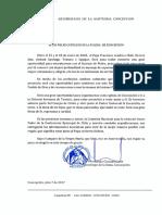 CARTA A LOS FIELES CATÓLICOS DE LA IGLESIA DE CONCEPCIÓN.pdf