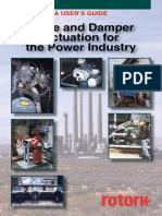 Actuators in Power