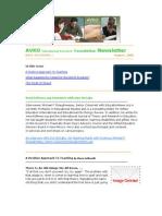 AVKO Newsletter 2008-08-20