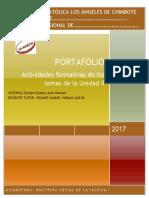 Portafolio II