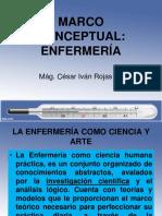 3- Marco Concetual Enfermería