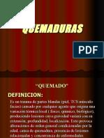 13. QUEMADOS