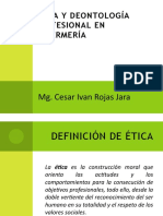 5- Clase Etica y Deontologia Profesional en Enfermeria