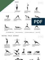 01 Hatha Yoga Asanas y Vinyasas M.J.gomez
