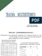 10. Trauma Multisistemico