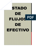 ESTADO DE FLUJOS DE EFECTIVO NICSP 2