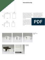 621 Side Table Brochure