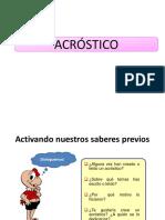 ACRÓSTICO.ppt