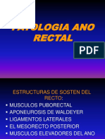 Clase Patologia Ano Rectal