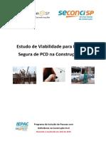 Estudo Da Inercao Pcd Construcao Civil