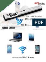Scanny 6 Wifi (New)