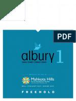 Albury Brochure