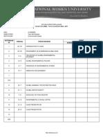 SAP HI IWU - Environmental Studies