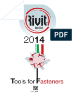 Tools for Fasteners Rivit Catalogue