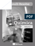 BERNOULLI RESOLVE Química_volume 1