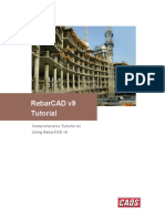 RebarCAD v9 Tutorial v2