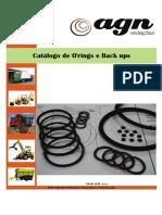 AGN Vedações - Catálogo de O'rings e Back ups - 2011.pdf