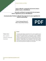 Carlos Demarchi e Maria Kerbauy - Políticas de Comunicação No Brasil
