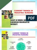 Current Trends Pediatric Nursing.ppt