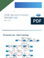 CCIE Service Provider Sample Lab Part7