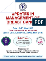 Oncologyupdate Breast - NCI AIIMS-May 17