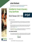 QuickStart for Terrain & Geometry Using OpenRoads-Practice Workbook