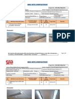 HSE Site Inspection Format