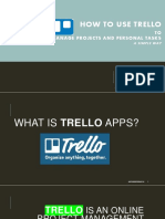 How to Use Trello  A simple way