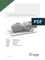 Laerdal Airway Management Trainer DFU RevC-791