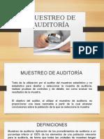 Muestreo de Auditoría